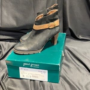Paul Green Flynn Ankle Boots